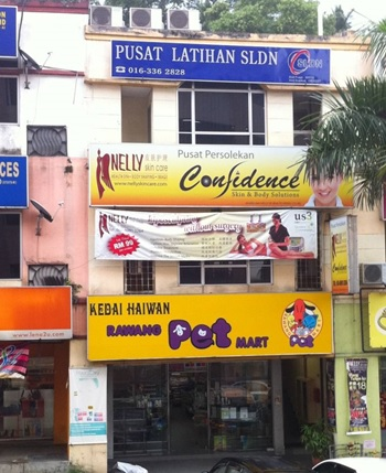 Nelly Skincare bandar Rawang