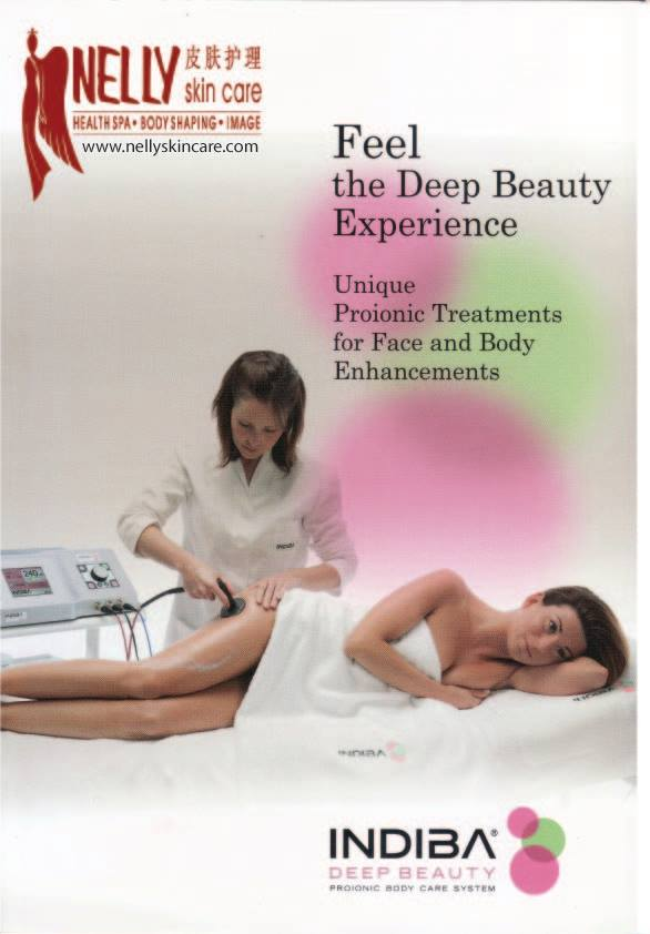 INDIBA Deep Beauty now in NELLY Skin Care