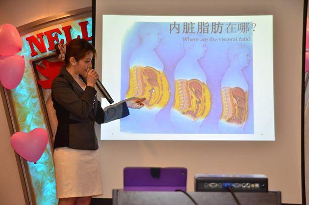 特约Dr.Chiam Vescera讲解内脏脂肪