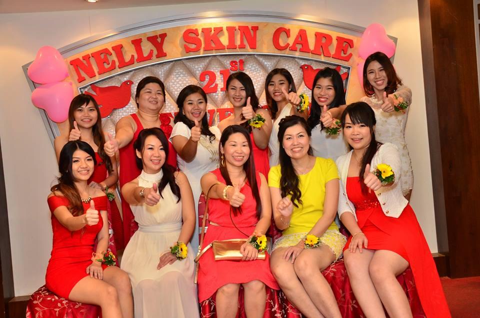 Nelly Skincare 专业美容团队乐意为您解答任何美容疑惑